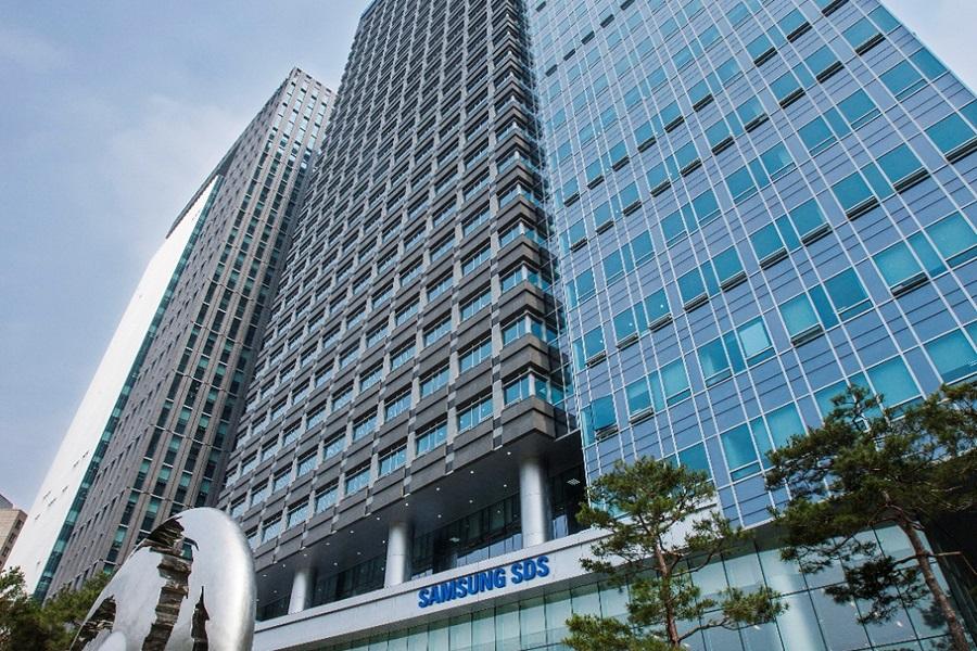Samsung SDS Campus in Jamsil, Seoul