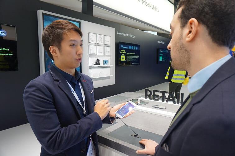 三星SDS, 发布以AI为基础,搭载聊天机器人(Chatbot)的零售革新解决方案