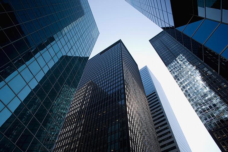 大厦的智能指挥塔