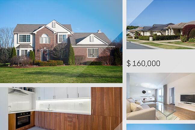 A brand new real-estate experience 新型房地产交易
