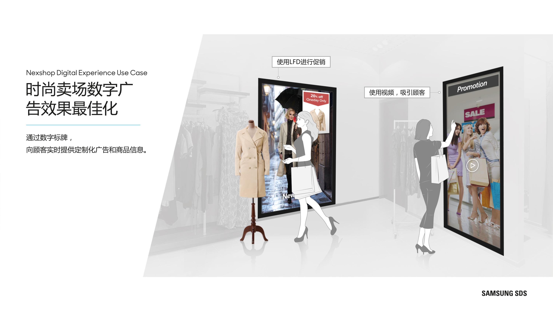 时尚卖场数字广告效果最佳化