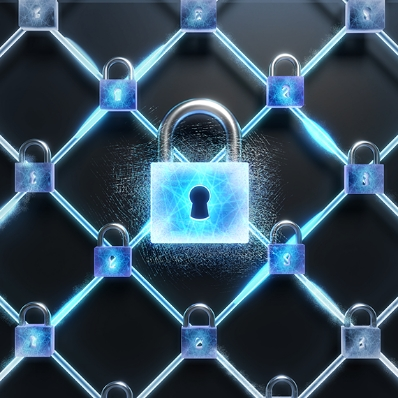 Block and recover network security ransom ware