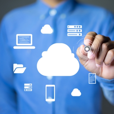 Conversion of information system to cloud: The information system that used to be operated as physical service along with the boosting policy for government's clouds is created as Samsung SDS public cloud.