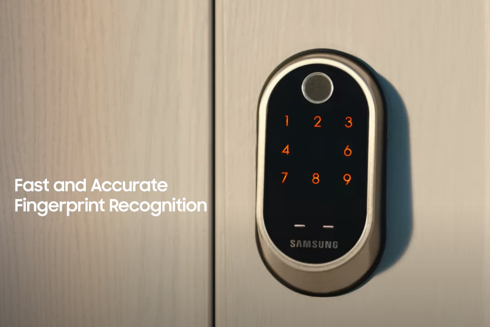Explore Samsung Smart Lock products