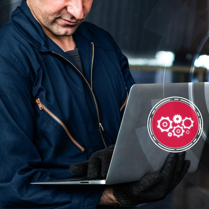 Accident prevention system delivered through IoT-enabled control platform
