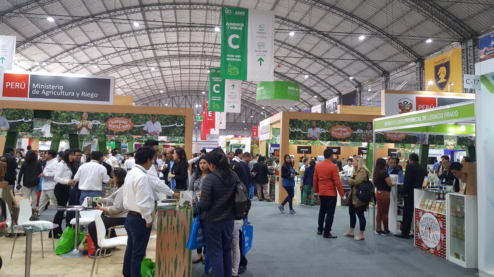 2019 Expoalimentaria, Peru site 03