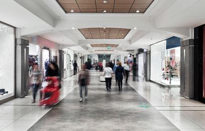 Samsung Nexshop - innovate your shopping mall