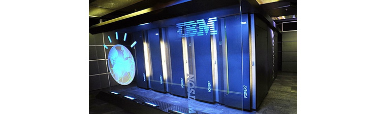 IBM's Watson Supercomputer (Source: IBM website)