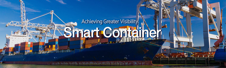 Achieving Greater Visibility, Smart Containers