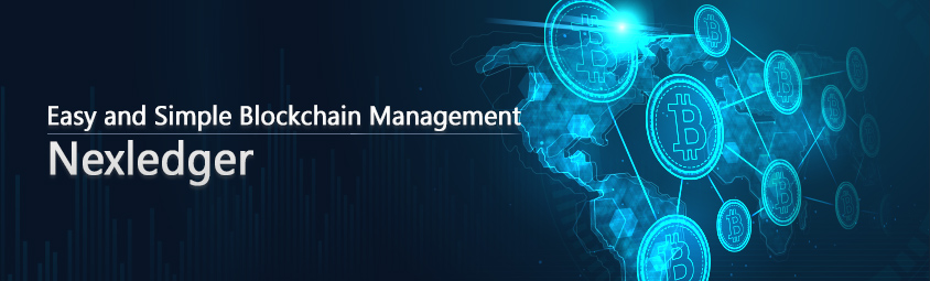 Easy and Simple Blockchain Management, Nexledger