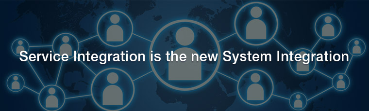 ServiceIntegrationisthenewSystemIntegration