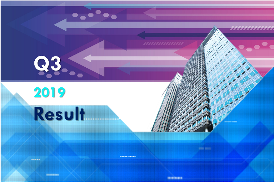 Samsung SDS Reports Q3 2019 Results
