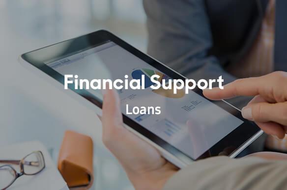 Financial support Loans