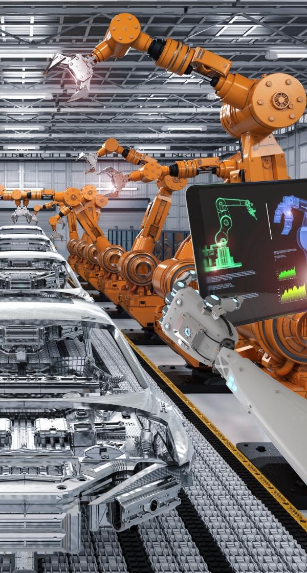Establishment of Smart Factory