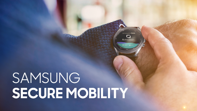 Use wearable devices safely in the enterprise