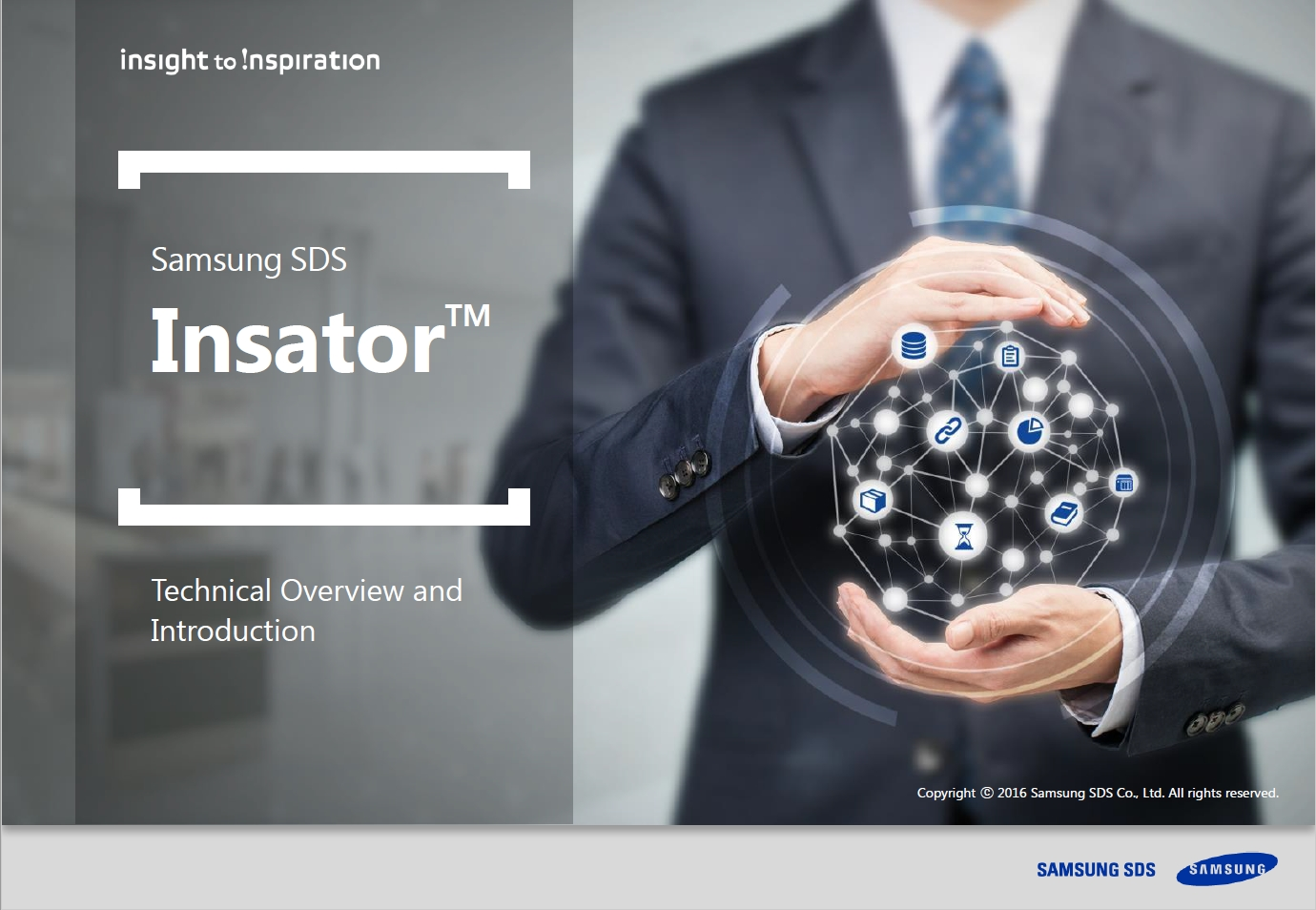 Launch your big data solutions on Insator