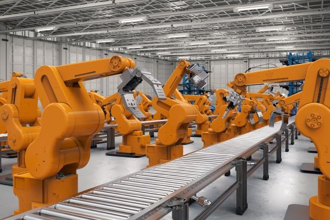 Smart factory platform