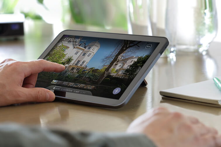 Nexshop Marketing Estate Agency Solution powered by Zoopla