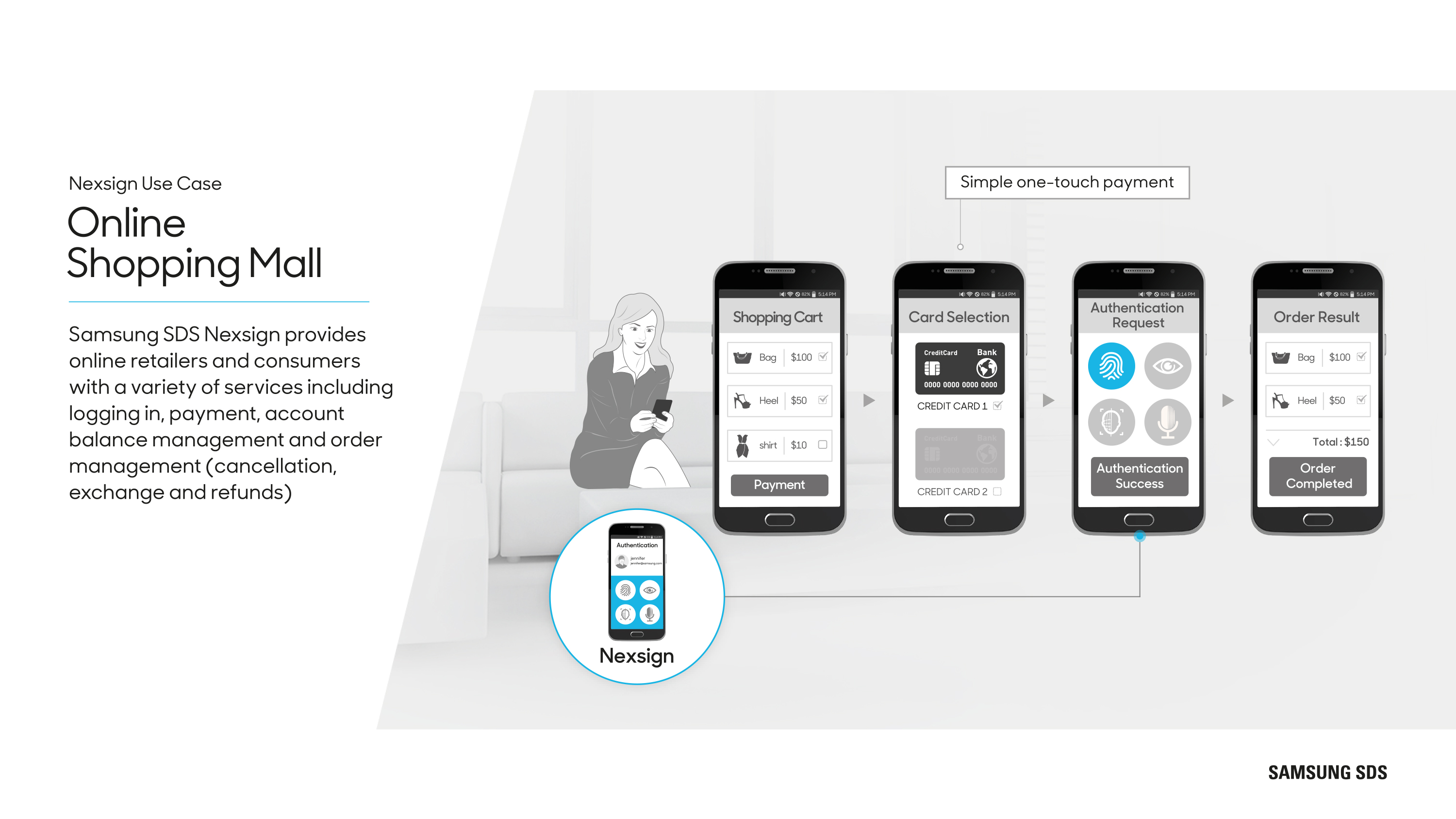 Track payments easily