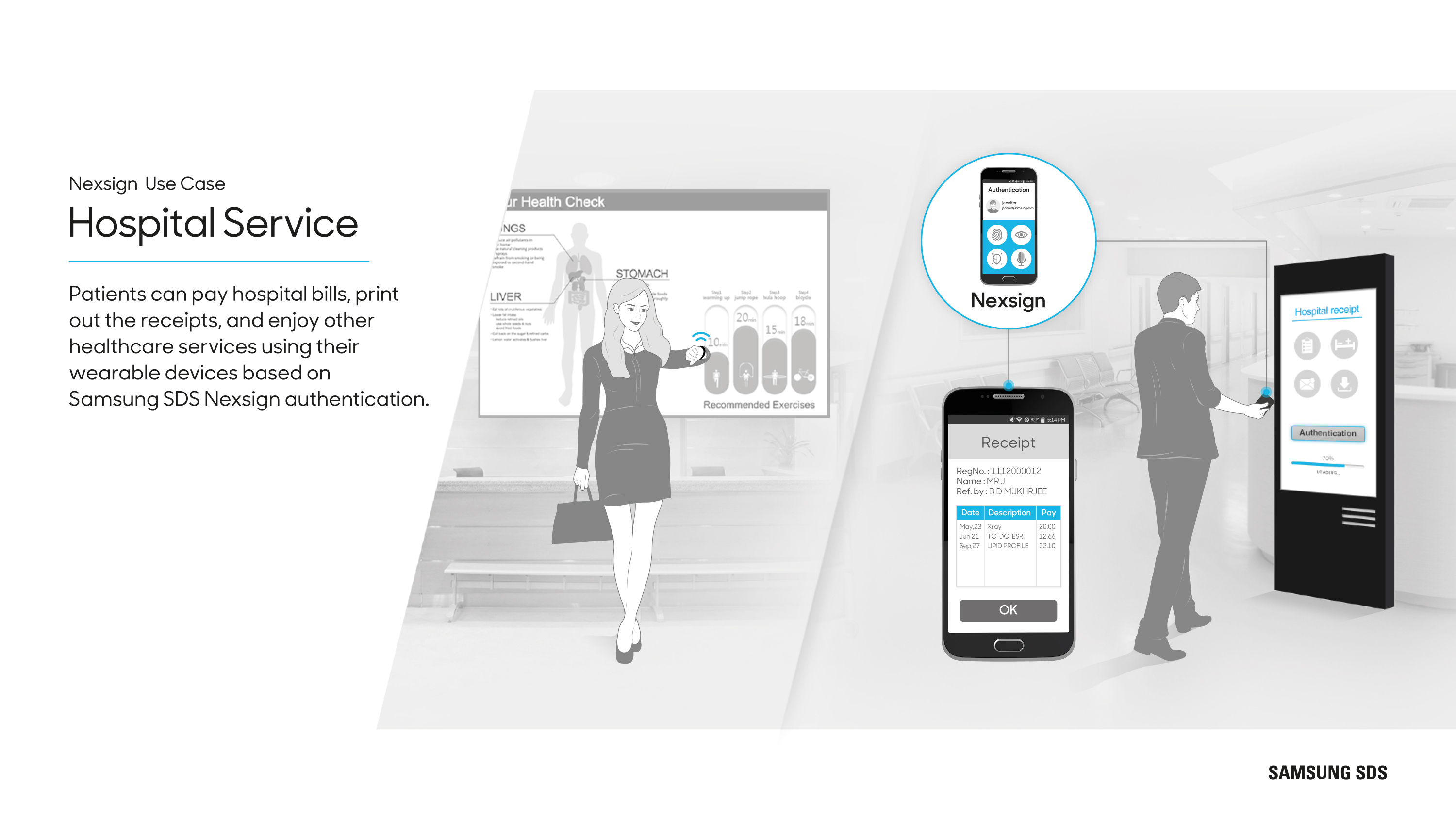 Easier and faster healthcare payments