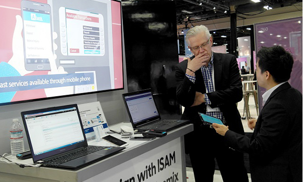 Samsung SDS attends IBM Interconnect 2017