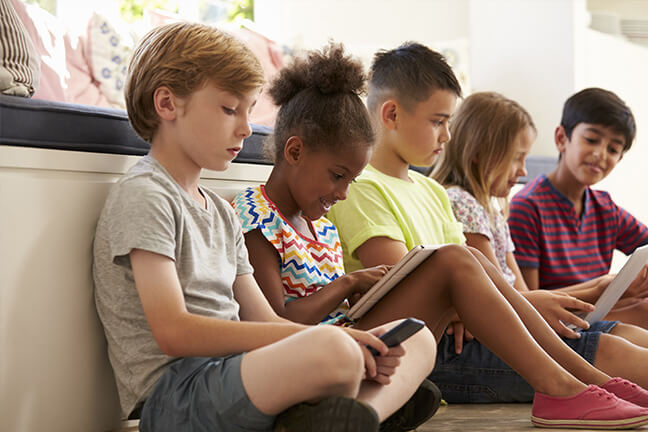 Helping youth avoid the negative effects of technology