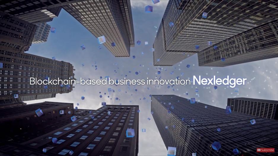 Nexledger, A Blockchain platform built for enterprises