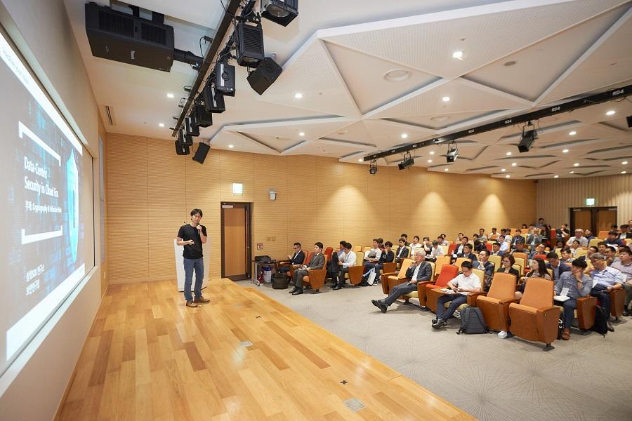 [Press Release] Samsung SDS Reinforces Its Cloud Security Service Business