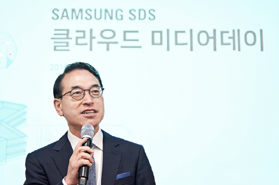 [Press Release] Samsung SDS Cloud Recognized as Global Top 10