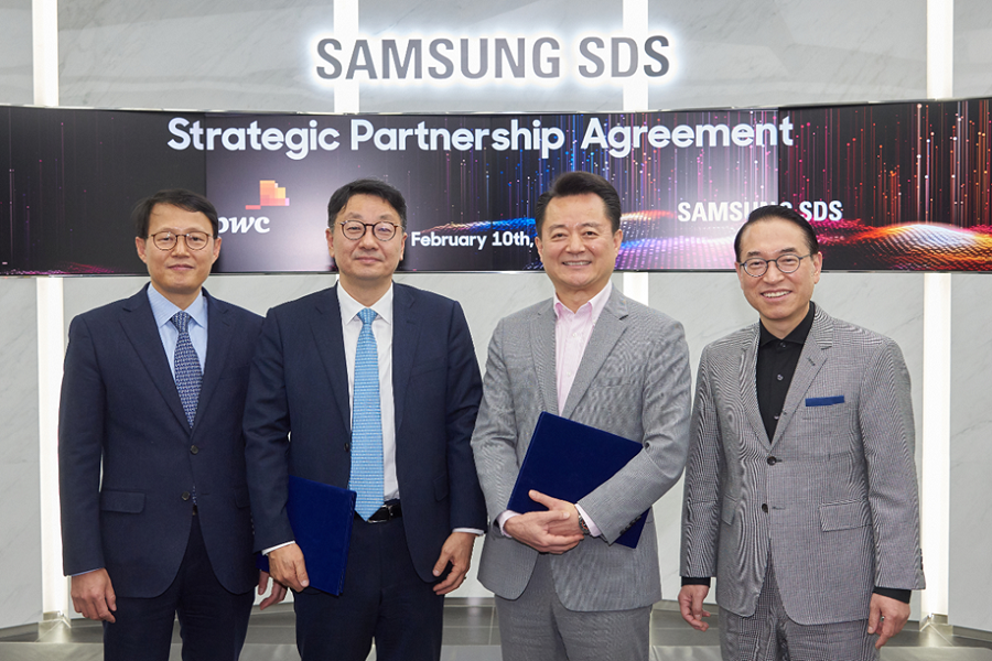 [Press Release] Samsung SDS and PwC Consulting Join Hands to Offer Business Innovation Leveraging Artificial Intelligence