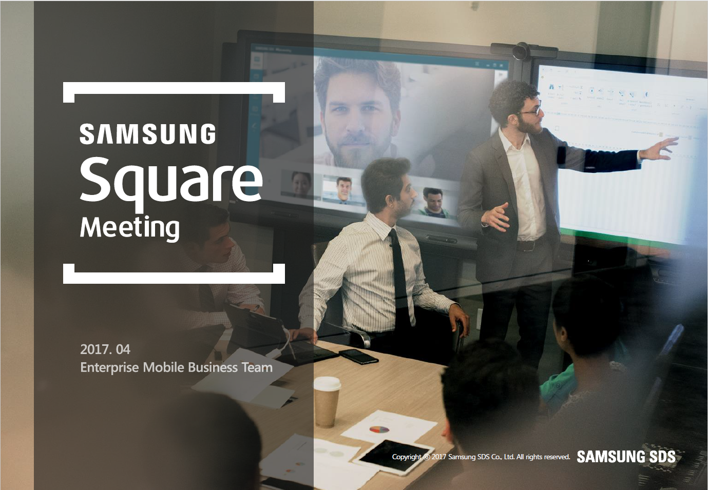 See how Square Meeting expedites collaborations