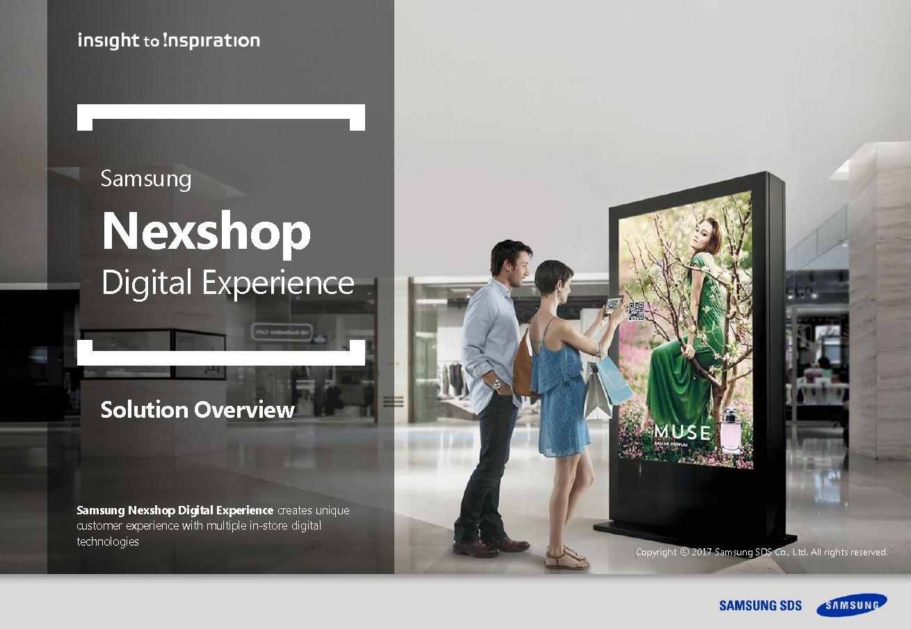 Nexshop Digital Experience