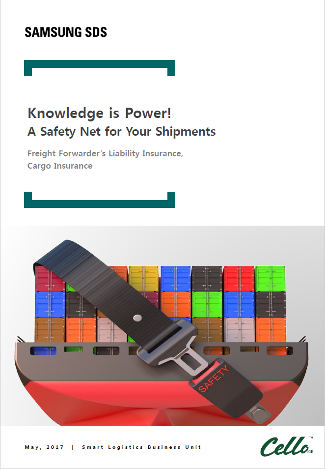 Knowledge is Power! A Safety Net for Your Shipments