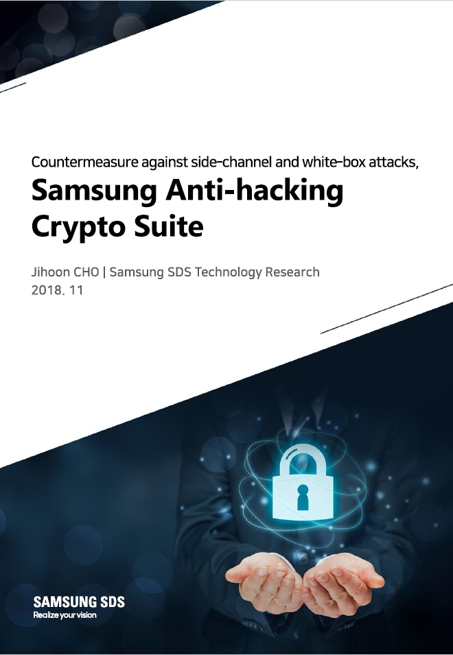 Countermeasure against side-channel and white-box attacks