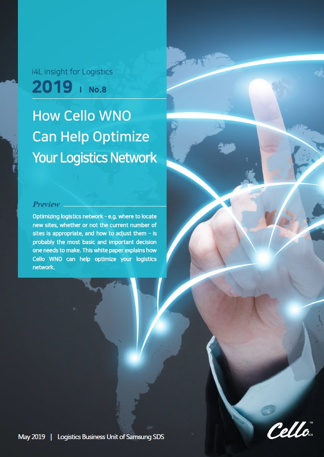 How Cello WNO Can Help Optimize Your Logistics Network