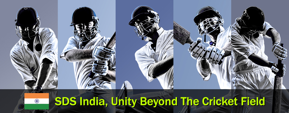 SDS India, Unity Beyond The Cricket Field
