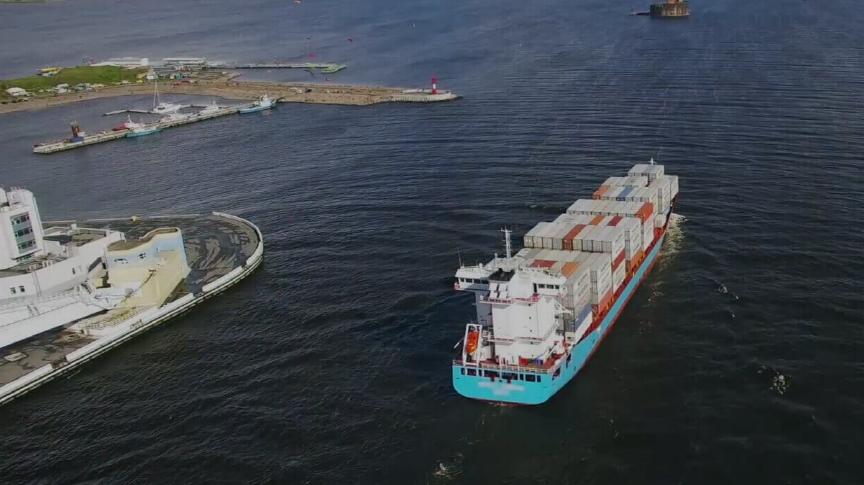 Control risks by ensuring logistics visibility