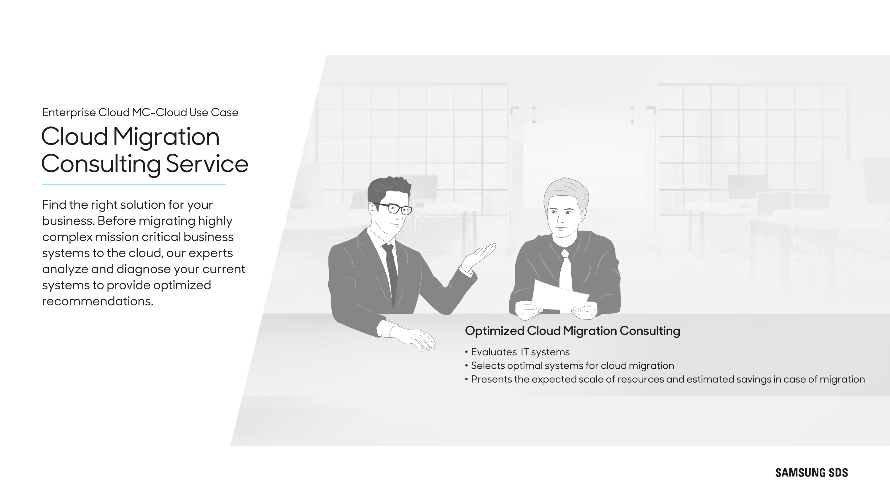 Cloud Migration Consulting Service