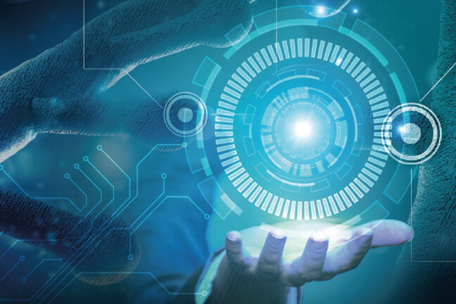 Detect threats in your enterprise network using AI