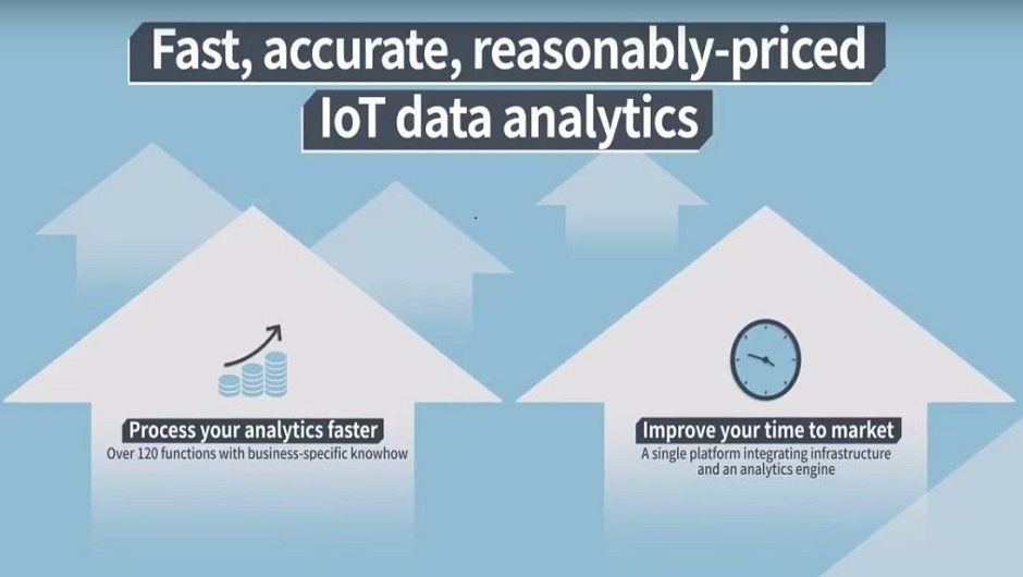 All-in-one platform for IoT data analysis