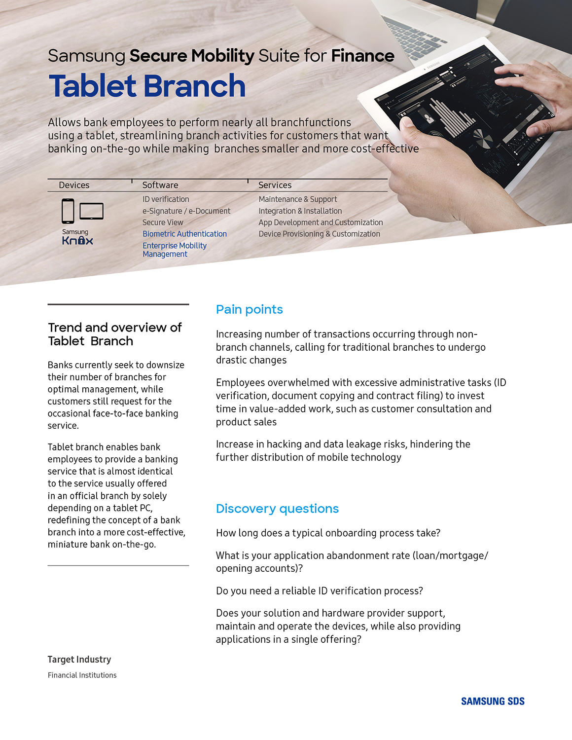 Solution Stack_Secure Mobility - Tablet Branch1