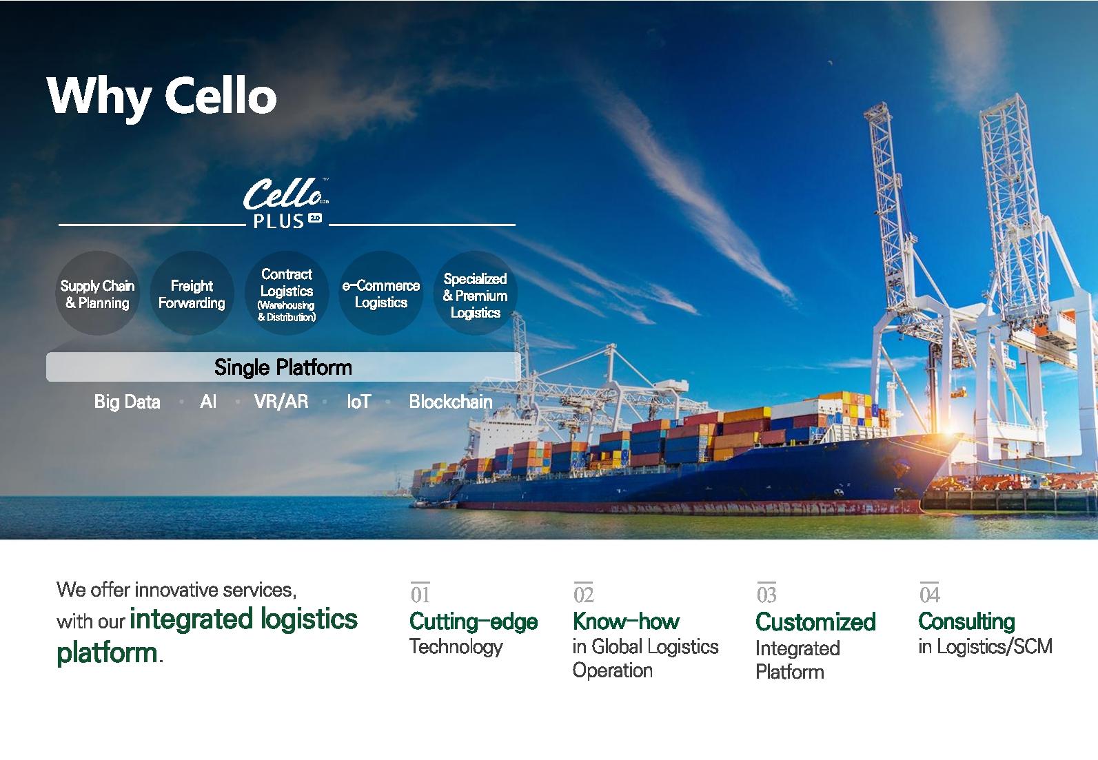 Logistics | SCM | Samsung SDS