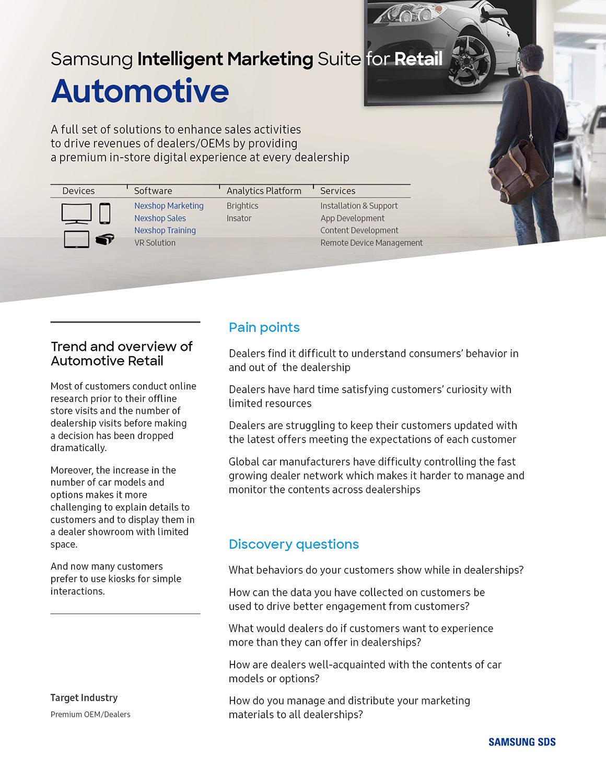 Intelligent Marketing - Automotive_1