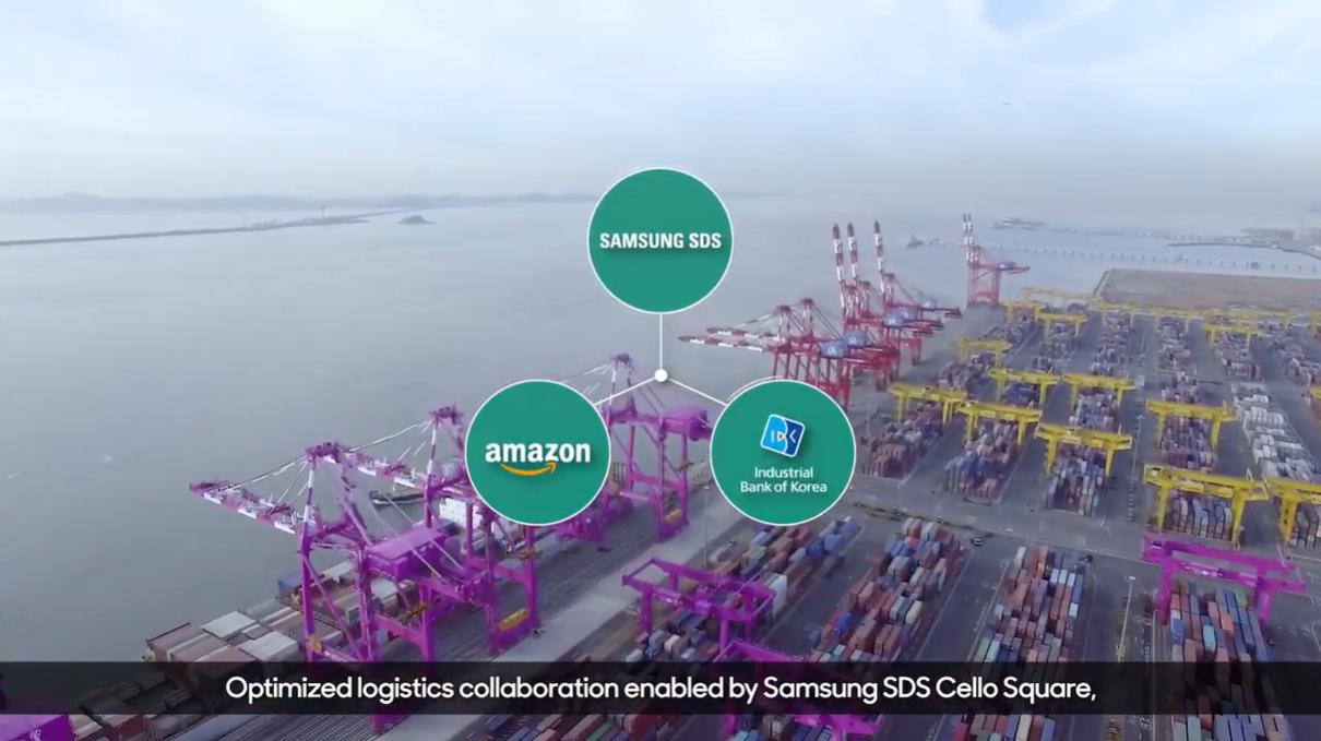 (완료) Find out more about what e-Commerce logistics services we offer in collaboration with Amazon and IBK.