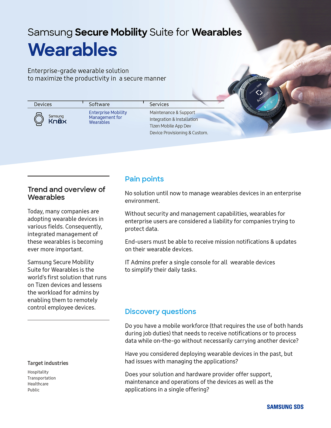 Solution Stack_Secure Mobility - Wearable1