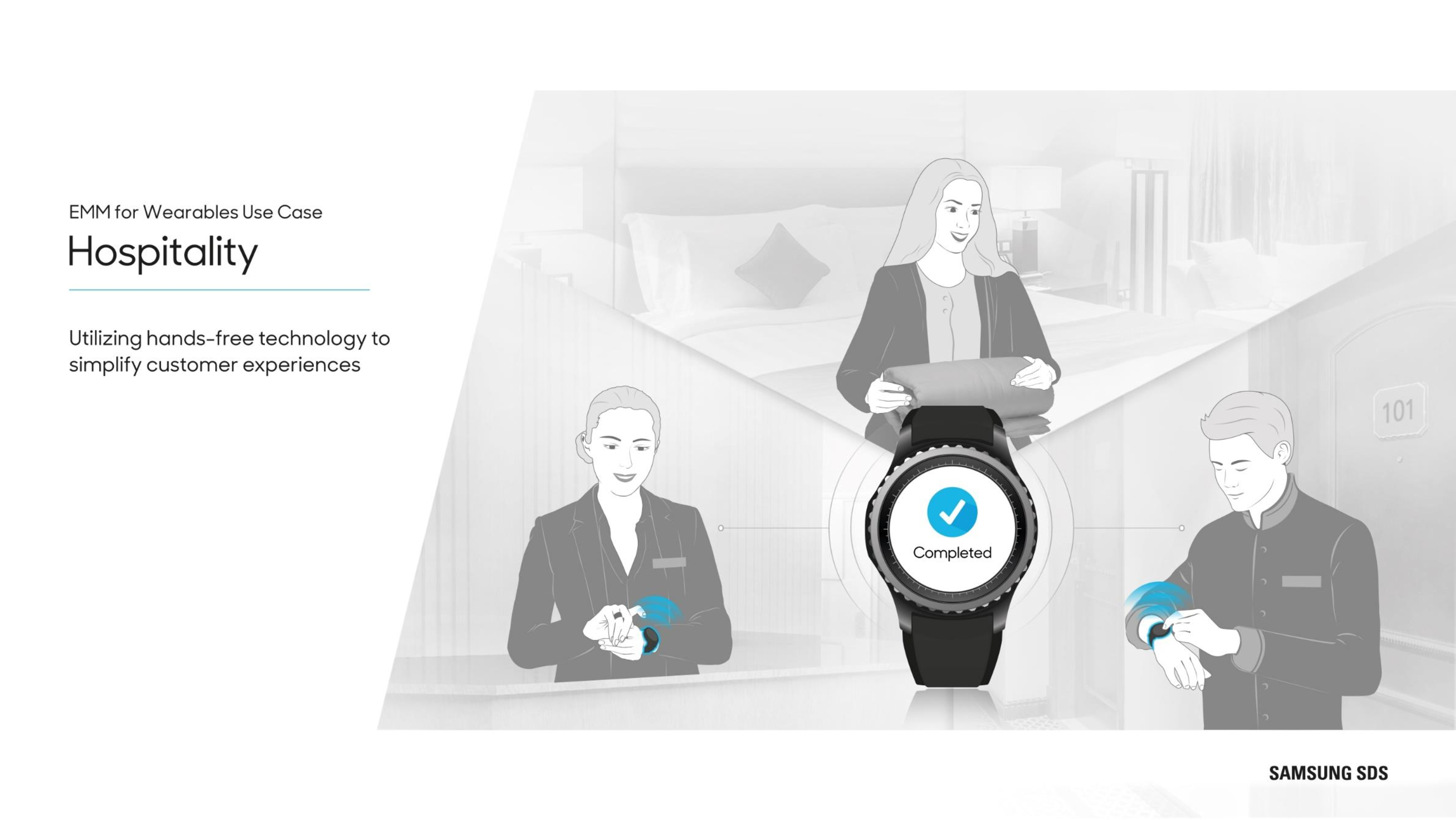Wearables in Hospitality Utilizing hands-free technology to simplify customer experiences