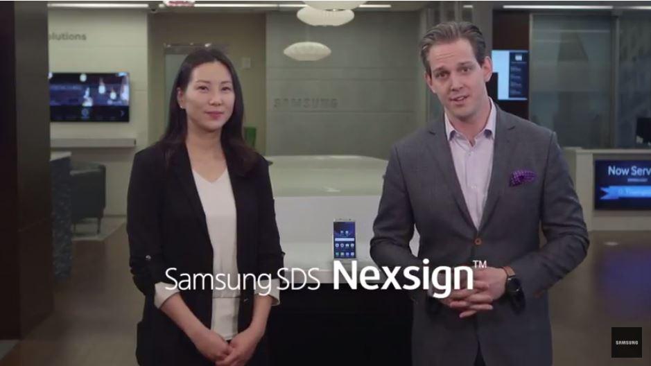 Nexsign™ Simplifies Mobile Phone Security