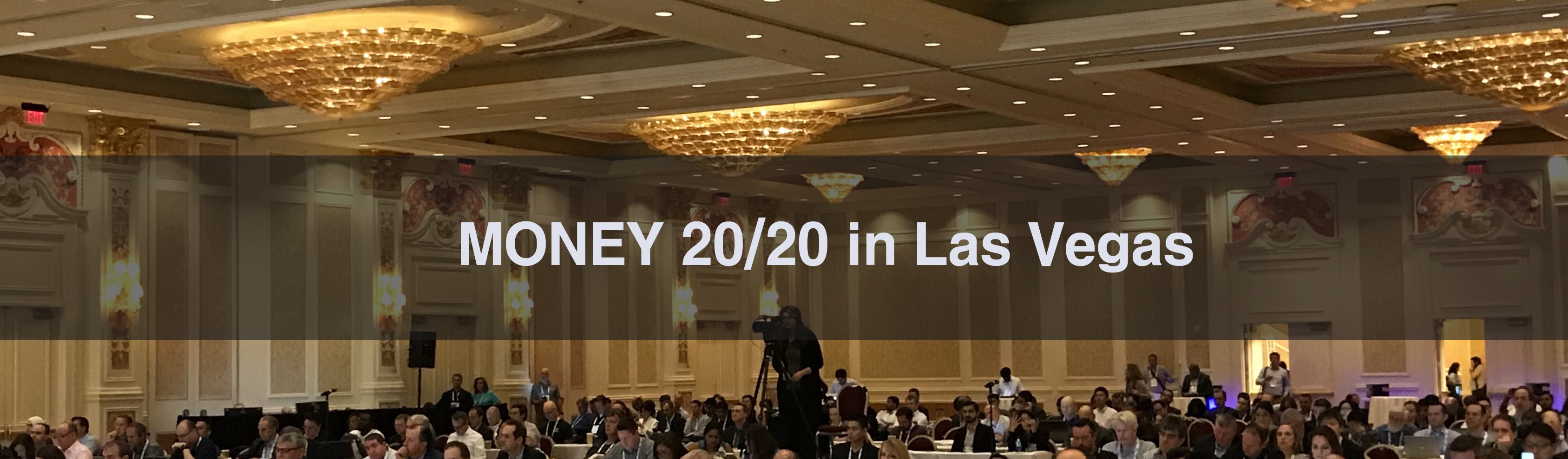 Money 20/20 in Las Vegas