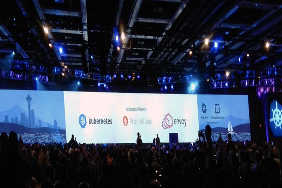 Kubecon + Cloud NativeCon North America 2018