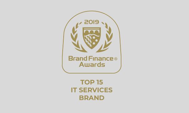 IT Services 기업 브랜드 가치 글로벌 Top12 선정